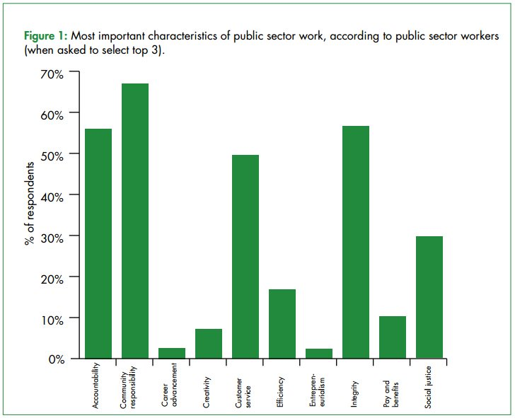 importance of public sector