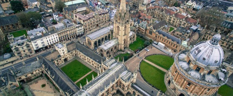 Why Oxford should be a focal point for post-pandemic and post-Brexit growth
